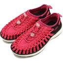KEEN基恩独特的运动鞋鞋凉鞋女士W UNEEK O2独特的O二Cabaret/Black(1018724 SS18)