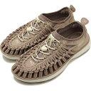 KEEN基恩独特的运动鞋鞋凉鞋女士W UNEEK O2独特的O二Etherea/Whitecap(1018730 SS18)