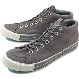 RFW アールエフダブリュー リズムフットウェア メンズ・レディース スニーカー 靴 BAGEL-MID STANDARD ベーグル ミッド スタンダード Grey グレー [R-1812031 SS18]