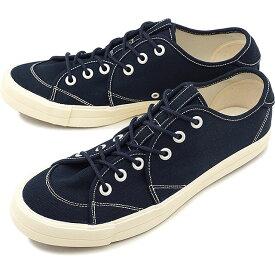 RFW アールエフダブリュー リズムフットウェア メンズ・レディース スニーカー 靴 SANDWICH-LO HERITAGE サンドウィッチ ロー ヘリテージ Navy ネイビー [R-1812014 SS18]