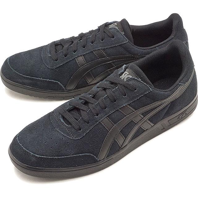 【25%OFF】【在庫限り】asics TIGER アシックスタイガー スニーカー 靴 メンズ レディース GEL-VICKKA TRS ゲル ビッカー TRS BLACK/BLACK (H847L-9090 SS18)【e】【ts】【コンビニ受取対応商品】