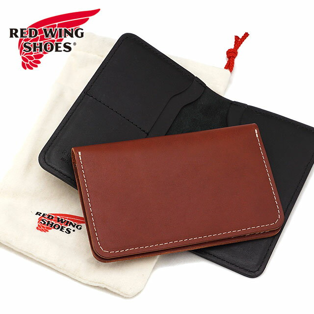 【返品サイズ交換可】REDWING レッドウィング シューズ 純正レザー トラベルケース 長財布 PASSPORT CASE パスポートケース red wing (95020 95012 SS18)