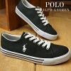 Polo Ralph Lauren POLO RALPH LAUREN scalar SCHOLAR sneakers BLACK (POLO-10421 SS18)
