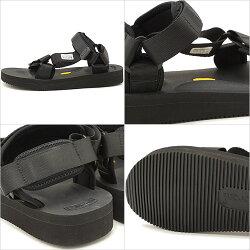 【即納】スイコックSUICOKEストラップスポーツサンダルビブラムDEPA-V2靴メンズ・レディースBLACK(OG-022V2SS18)【コンビニ受取対応商品】