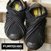 vibram 프로 사계 슈즈 레이디스 Vibram FUROSHIKI shoes 스니커 vibram 구두창구두 Black (18 WAD06 SS18)