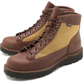 【10/23限定!楽天カードで最大15倍】Danner ダナー マウンテンブーツ メンズ DANNER FIELD ダナー フィールド DARK BROWN/BEIGE 靴 [D121003 SS18]