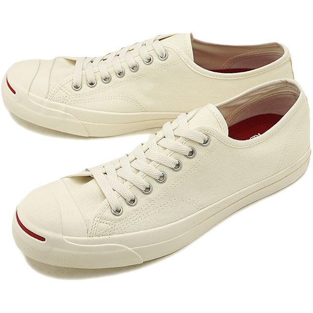 【即納】【撥水】CONVERSE コンバース スニーカー 靴 JACK PURCELL WR CANVAS R ジャックパーセル WR キャンバス リアクト メンズ・レディース ホワイト/レッド (32263392 SU18)【コンビニ受取対応商品】