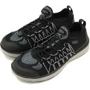 KEEN基恩独特的运动鞋鞋女士W UNEEK EXO yunikuekuso BLACK/STEEL GREY(1018771 SS18)