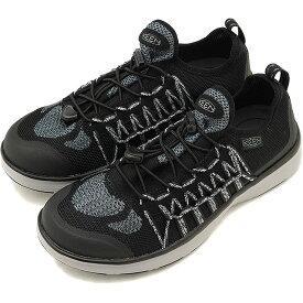 【楽天カードで8倍】【50%OFF/SALE】KEEN キーン ユニーク スニーカー 靴 レディース W UNEEK EXO ユニーク エクソ BLACK/STEEL GREY [1018771 SS18]【e】【ts】
