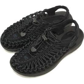 【楽天カードで7倍】KEEN キーン レディース サンダル 靴 UNEEK 3C WOMEN ユニーク スリーシー Black/Black [1014099 SS16]