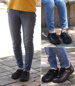 【即納】KEENキーンレディースサンダル靴UNEEK3CWOMENユニークスリーシーBlack/Black(1014099SS16)【コンビニ受取対応商品】