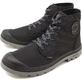【即納】パラディウム PALLADIUM パンパ パドルライト WPプラス PUMPA PUDDLE LITE WP+ メンズ レディース スニーカー 靴 BLACK/METAL [76357-005 SS19]