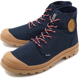 【即納】パラディウム PALLADIUM パンパ パドルライト WPプラス PUMPA PUDDLE LITE WP+ メンズ レディース スニーカー 靴 NAVY [76357-419 SS19]