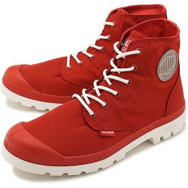 【即納】パラディウム PALLADIUM パンパ パドルライト WPプラス PUMPA PUDDLE LITE WP+ メンズ レディース スニーカー 靴 TRUE RED/STAR WHITE [76357-688 SS19]