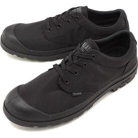 【即納】パラディウム PALLADIUM パンパ ロー パドルライト WPプラス PUMPA OX PUDDLE LITE WP+ メンズ レディース スニーカー 靴 BLACK/BLACK [76356-022 SS19]
