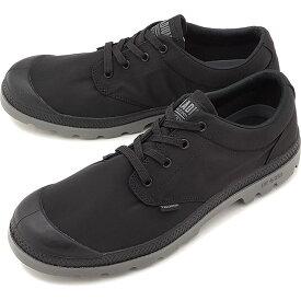 【即納】パラディウム PALLADIUM パンパ ロー パドルライト WPプラス PUMPA OX PUDDLE LITE WP+ メンズ レディース スニーカー 靴 BLACK/METAL [76356-005 SS19]