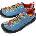 d24a1827cae1 Kean KEEN men jasper MEN JASPER outdoor sneakers shoes Ethereal Blue Lemon  Chrome  1020303 SS19