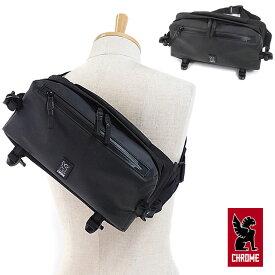クローム CHROME コバック スリング 5L KOVAC SLING メンズ・レディース ウェストバッグ ボディバッグ ヒップバッグ カバン BLACK [BG257BK SS19]