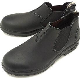 【日本限定】ブランドストーン Blundstone BS1611 ローカット サイドゴア LO-CUT SIDE GORE メンズ・レディース スリッポン サイドゴアブーツ 靴 ボルタンブラック ブラック系 [BS1611089 ]