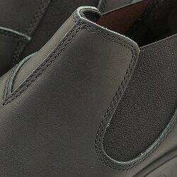 【即納】【日本限定】ブランドストーンBlundstornBS1611ローカットサイドゴアLO-CUTSIDEGOREメンズレディーススリッポンサイドゴアブーツ靴ボルタンブラックブラック系[BS1611089]