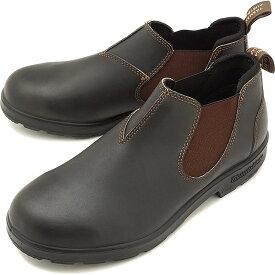 【日本限定】ブランドストーン Blundstone BS1610 ローカット サイドゴア LO-CUT SIDE GORE メンズ・レディース スリッポン サイドゴアブーツ 靴 スタウトブラウン ブラウン系 [BS1610050 ]