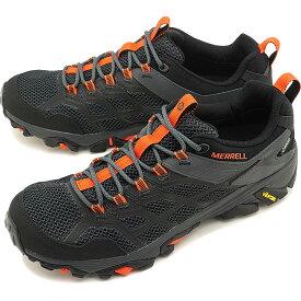 メレル MERRELL メンズ モアブ FST2 ゴアテックス MNS MOAB FST2 GORE-TEX ハイキング トレッキングシューズ スニーカー 靴 BLACK/GRANITE ブラック系 [77443 SS19]