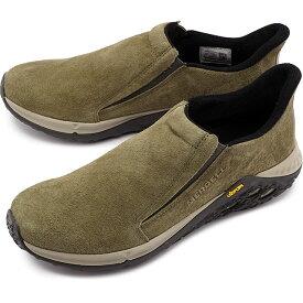 メレル MERRELL メンズ ジャングルモック2.0 MNS JUNGLE MOC 2.0 スリッポン カジュアル コンフォート スニーカー 靴 DUSTY OLIVE カーキ系 [94525 SS19]【e】