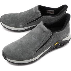 メレル MERRELL メンズ ジャングルモック2.0 MNS JUNGLE MOC 2.0 スリッポン カジュアル コンフォート スニーカー 靴 GRANITE グレー系 [94523 SS19]【e】