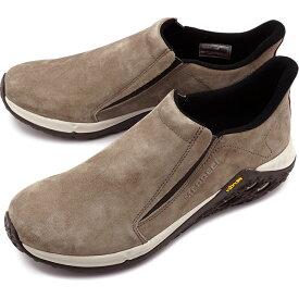 メレル MERRELL メンズ ジャングルモック2.0 MNS JUNGLE MOC 2.0 スリッポン カジュアル コンフォート スニーカー 靴 BOULDER ブラウン系 [94527 SS19]【e】