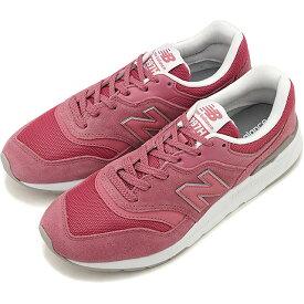【35%OFF/SALE】ニューバランス newbalance CW997H CB レディース スニーカー 靴 MINERAL ROSE ピンク系 [CW997HCB SS19][ts][e]