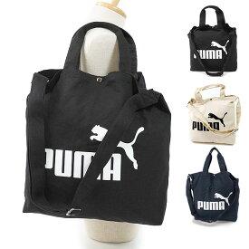 プーマ PUMA NEBELシリーズ トートバッグ メンズ・レディース キャンバストート [J20062 SS19]【メール便可】