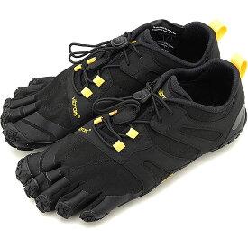 【1/31まで!ポイント10倍】ビブラムファイブフィンガーズ Vibram FiveFingers レディース Vトレイル2.0 W V-Trail 2.0 5本指 トレイルランニングシューズ トレラン Black/Yellow ブラック系 [19W7601 SS19]