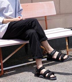 【10%OFFクーポン対象品】SHAKAシャカサンダルネオバンジーNEOBUNGYメンズレディースストラップアウトドア靴BLACKブラック系[SK433104SS19]