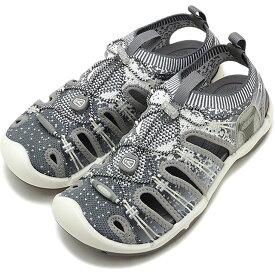 【50%OFF/SALE】キーン KEEN レディース エヴォフィット ワン WOMEN EVOFIT 1 サンダル 靴 Grey/White [1021402 SS19]【ts】【e】