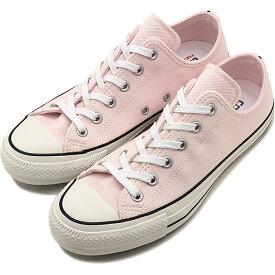 【即納】コンバース CONVERSE オールスター 100 パステルピケ ハイカット ALL STAR 100 PASTELPIQUE OX メンズ レディース スニーカー 靴 PINK ピンク系 [31300080 SU19]