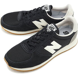 ニューバランス newbalance U220 メンズ レディース Dワイズ スニーカー 靴 BLACK ブラック系 [U220HB FW19]