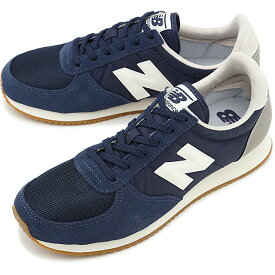 【10%OFFクーポン対象品】ニューバランス newbalance U220 メンズ レディース Dワイズ スニーカー 靴 NAVY ネイビー系 [U220HA FW19]