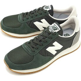 ニューバランス newbalance U220 メンズ レディース Dワイズ スニーカー 靴 KHAKI カーキ系 [U220HD FW19]