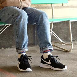 【25%OFF/SALE】ナイキメンズスニーカー靴タンジュンNIKETANJUNブラック/ホワイト[812654-011]【e】【ts】