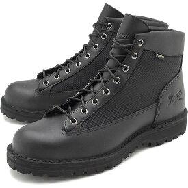 【楽天カードで12倍】Danner ダナー マウンテンブーツ メンズ DANNER FIELD ダナー フィールド BLACK/BLACK 靴 [D121003 SS18]