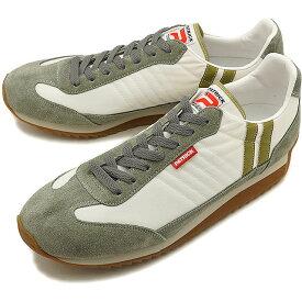【9/18限定!楽天カードで最大6倍】【返品送料無料】パトリック PATRICK スニーカー マラソン MARATHON [942000] メンズ・レディース 日本製 靴 ARCRY ホワイト系
