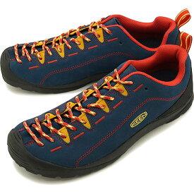 【10/26限定!楽天カードで13倍】KEEN キーン スニーカー ジャスパー M JASPER [1022643 SS20] メンズ アウトドアシューズ 靴 Majolica Blue/Tango Red ブルー系