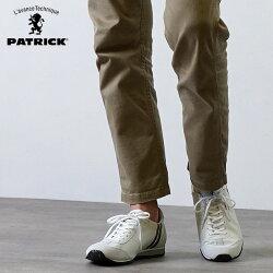 【即納】【返品送料無料】パトリックスニーカー靴アイリス日本製PATRICKIRISメンズレディースWHT/BKスニーカsneaker23501【コンビニ受取対応商品】