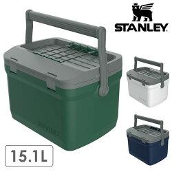 スタンレーSTANLEYクーラーボックス15.1L本格派抜群の保冷力アウトドアキャンプレジャーイベント[01623FW19]
