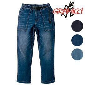 【20%OFF/SALE】グラミチ GRAMICCI メンズ デニム ルーズテーパドパンツ DENIM LOOSE TAPERED PANTS [2002-DEJ] ストレッチ ロングパンツ ボトムス【ts】【e】