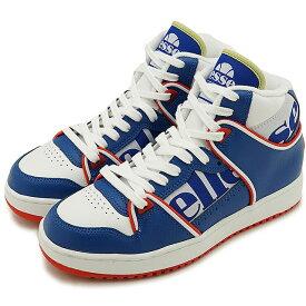 【50%OFF/SALE】エレッセ ellesse スニーカー アシスト ハイ Assist Hi [EFH0120 SS20] メンズ・レディース ハイカット ストリート 靴 WB ブルー系【ts】【e】
