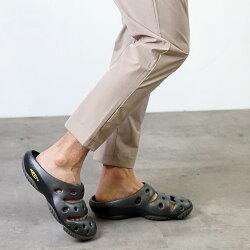 【先着でオリジナルグッズプレゼント!】キーンクロックサンダル靴ヨギアーツKEENYoguiArtsGraphiteMNS1002036