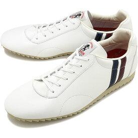【12/5限定!楽天カードで最大15倍】【返品送料無料】【限定復刻モデル】PATRICK パトリック スニーカー 日本製 靴 CALLACLE カラックル WHT メンズ・レディース ホワイト系 [529670]