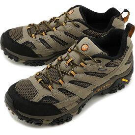 【2/26限定!楽天カードで6倍】MERRELL メレル メンズ MENS MOAB 2 GORE-TEX モアブ2 ゴアテックス WALNUT 靴 [06035]【e】