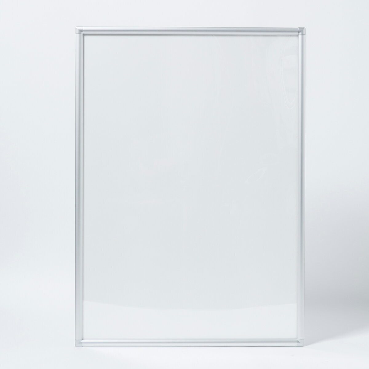【楽天最安値に挑戦中!】ポスターパネル 4辺開閉式 B2サイズ フレーム色シルバー